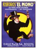 Fosforos  El Mono