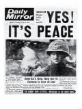 Yes! It's Peace!
