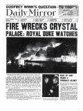 Fire Wrecks Crystal Palace: Royal Duke Watches