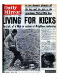 Living for Kicks