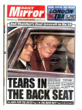 Tears in the Back Seat