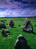 Beaghmore Stone Circles from the Bronze Age  Tyrone  Northern Ireland