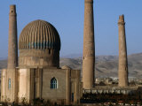 Darulaman Palace (Kings Palace) Home of King Zahir Shah  Herat  Afghanistan