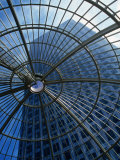 An Eye on the Sky  Canary Wharf - London  England