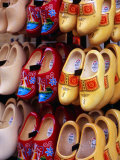 Clogs at Albert Cuyp Straat Market  Amsterdam  Netherlands
