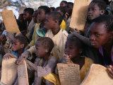 Children at Village School  Niger