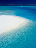 White Sand and Blue Water  New Caledonia