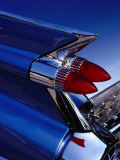 Detail of An American Cadillac  Eze  France