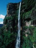 Bridal Veil Falls  Govetts Leap Lookout  Near Blackheath Blue Mountains National Park  Australia