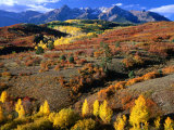 Sneffels Ridge  Colorado  USA