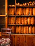 Bread Shop  Hania  Crete Greece