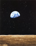 Earth Rise from Moon