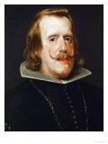Portrait of Philip IV  King of Spain (1605-1665)  1652/53