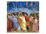 The Kiss of Judas  Mural