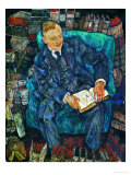 Portrait Dr Hugo Koller  1919