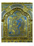 The Adoration of the Magi  Enamel  Verdun Altar  Begun 1181