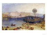 View of the Castle at Saint Germain-En-Laye