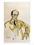 Composer Arnold Schoenberg  1917