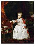 The Infante Philipp Prosper (1657-1661)