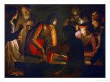 The Denial of Saint Peter  1650