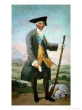 Carlos III (1716-1788)In Hunting Costume