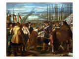 The Surrender of Breda  June 2  1625  During the Dutch War of Independence