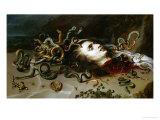 The Head of Medusa  circa 1618