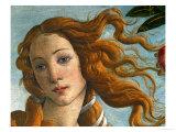 La Naissance de Venus, 1486 Giclée par Sandro Botticelli