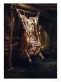 The Slaughtered Ox  1655