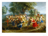 Peasants' Dance  circa 1630
