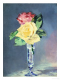 Roses in a Champaign-Glass  1882