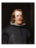 King Philip IV of Spain (1605-1665)  Painted 1655-1660