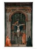 The Holy Trinity  Fresco