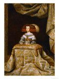 Maria Anna of Austria (1634-1696)  Second Spouse of Philip IV  Praying