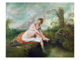 Diana Bathing