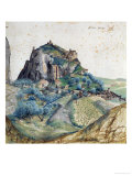 View of Val D'Arco in South Tyrol  1495