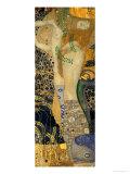 Serpent de mer I Giclée par Gustav Klimt