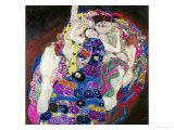 The Virgin (Die Jungfrau) Giclée par Gustav Klimt