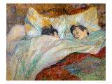 The Bed (Le Lit), 1892 Giclée par Henri De Toulouse-Lautrec