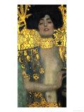 Judith with the Head of Holofernes, 1901 Reproduction d'art par Gustav Klimt