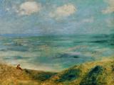 Seashore at Guernsey, 1883 Giclée par Pierre-Auguste Renoir