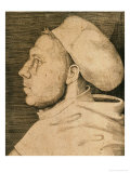 Martin Luther (1483-1546) with Doctor's Cap