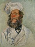 The Cook, 1872 Giclée par Claude Monet