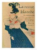 La Revue Blanche, 1895 Giclée par Henri De Toulouse-Lautrec