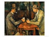 The Card Players, 1890-95 Giclée par Paul Cézanne