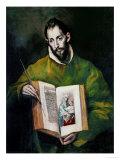 Saint Luke Evangelist