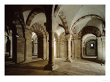 Crypt of Speyer Cathedral  Begun 1030 by Konrad II