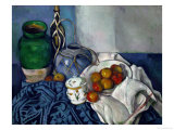 Still Life with Apples  1893-1894