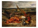 Still Life with Lobster  1827
