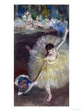 Dancing Girl  Fin D'Arabesque  1877